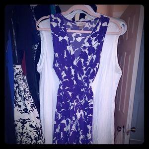 Loft Wrap Dress size small petite